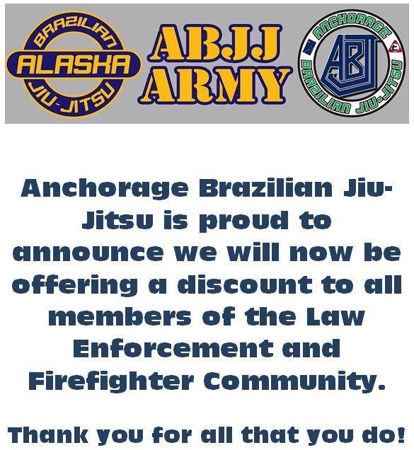 Law Enforcement and Firefighter announcement
